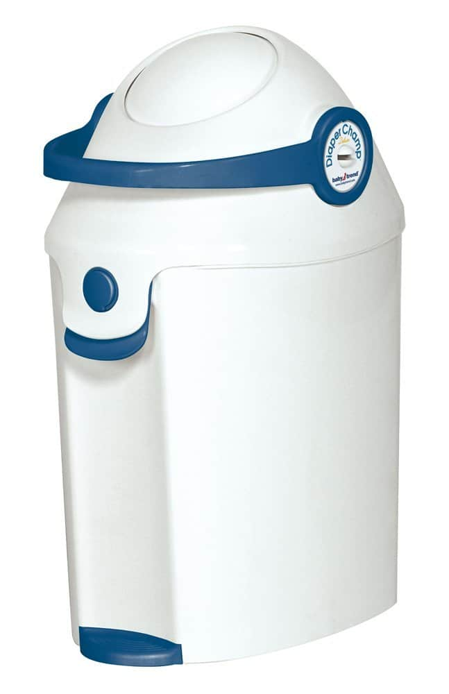 Diaper Pail review: Baby Trend Diaper Champ Deluxe