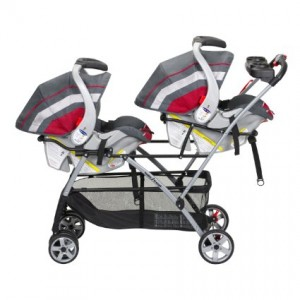 Baby Trend Double Snap n Go stroller frame