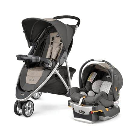 Stroller brand review: Chicco Chicco Viaro travel system