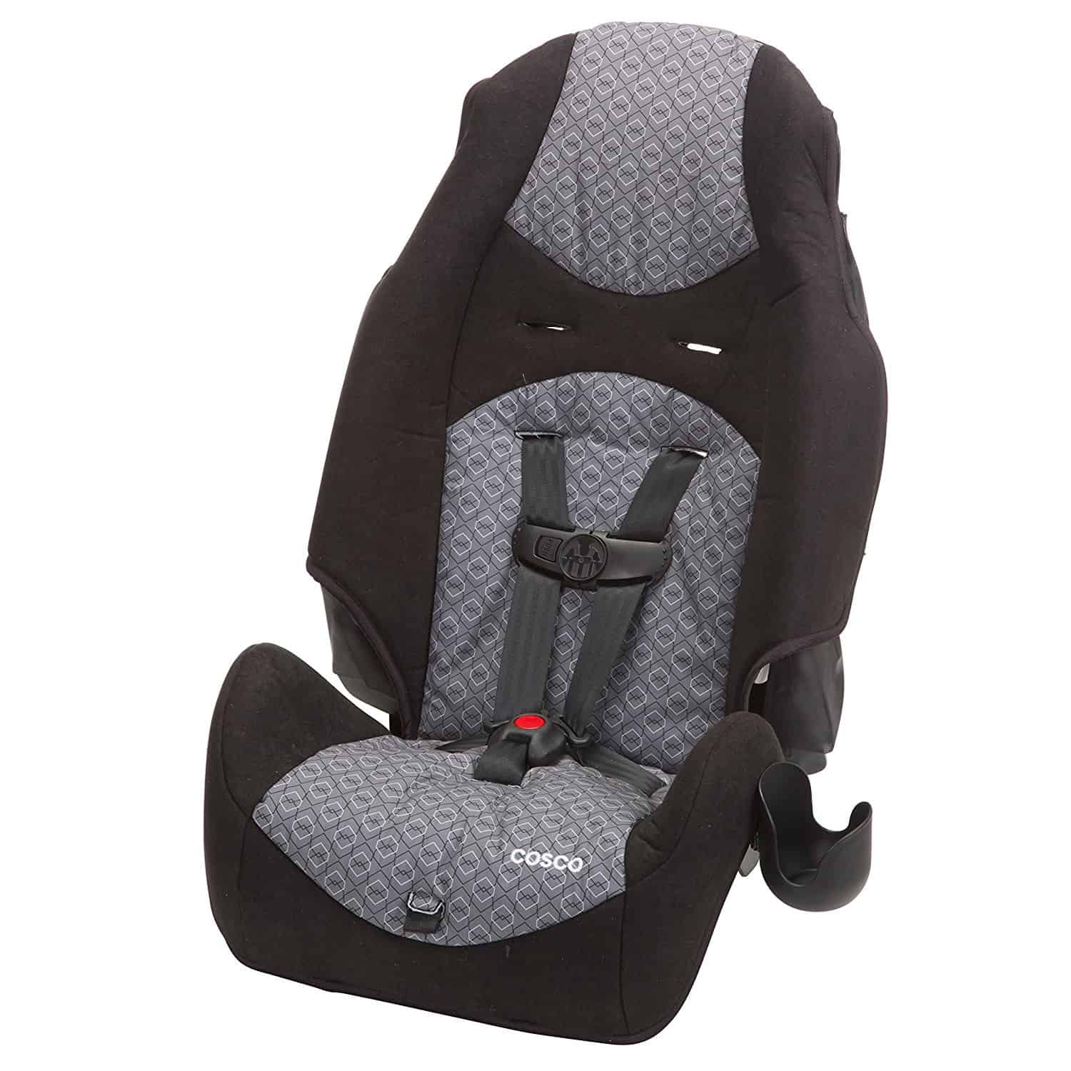 Cosco High Back Booster Car Seat Review