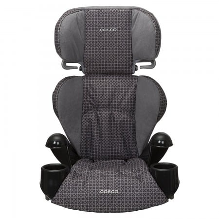 Booster Car Seat Review Cosco Rightway Pronto