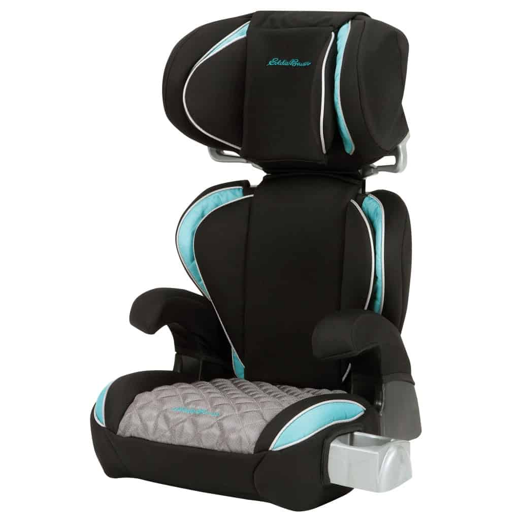 Booster Seat Review Ed Bauer Deluxe Belt Positioning
