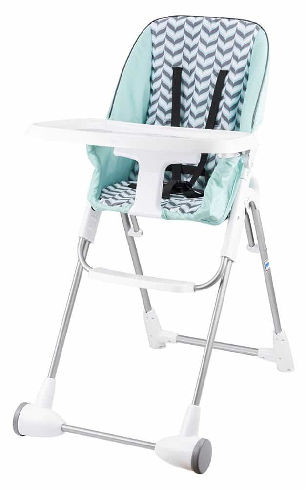 High Chair brand review: Evenflo