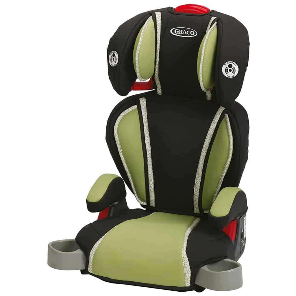 Booster Car Seat review: Graco TurboBooster | Baby Bargains