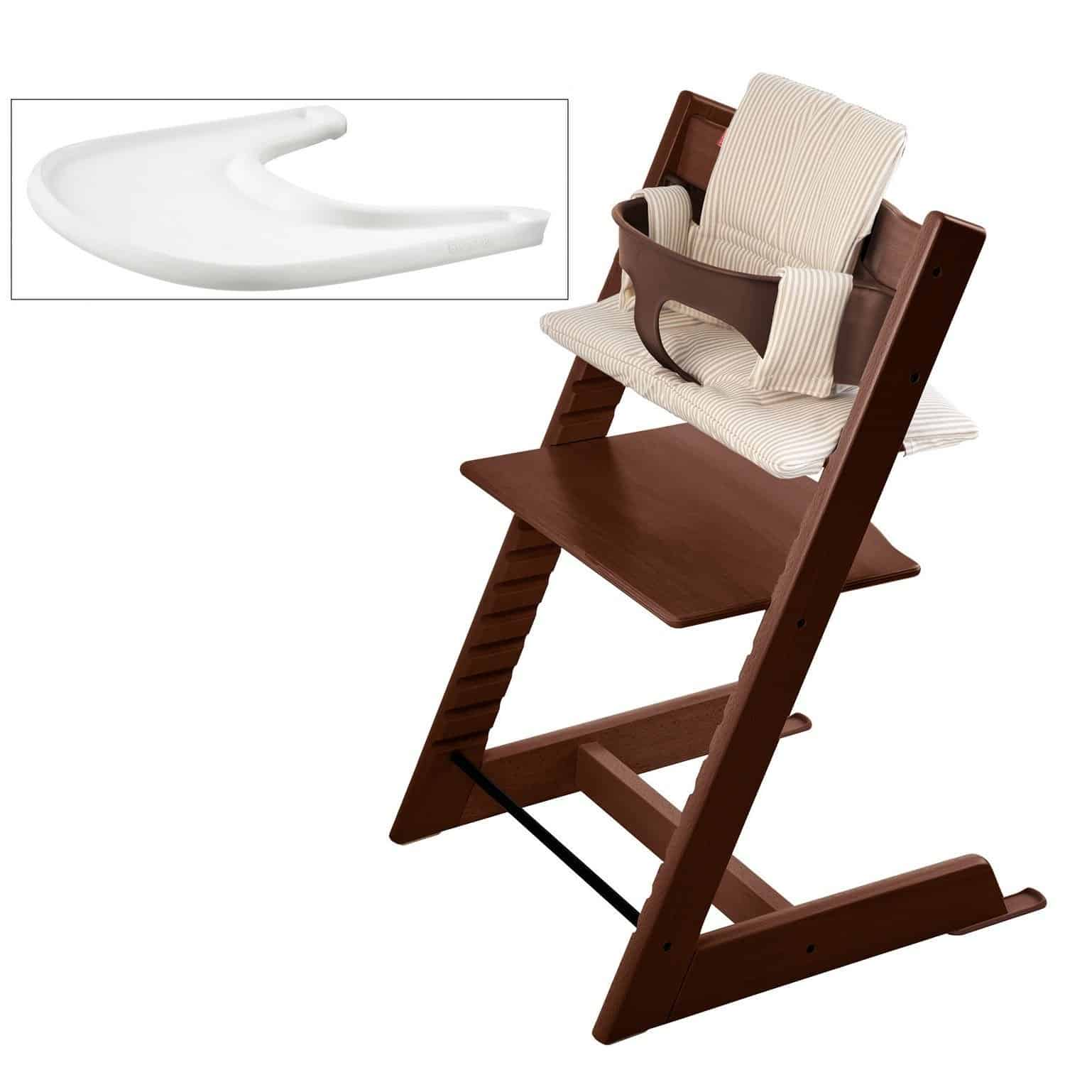 cats stokke cushion high chair trixiebaby en trixie