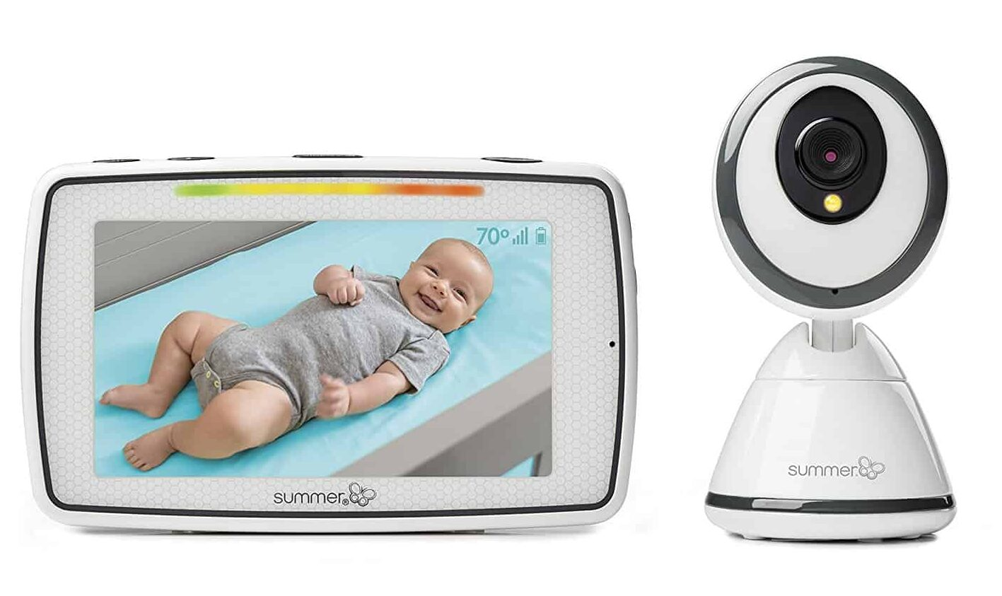 Video Baby Monitor review: Summer