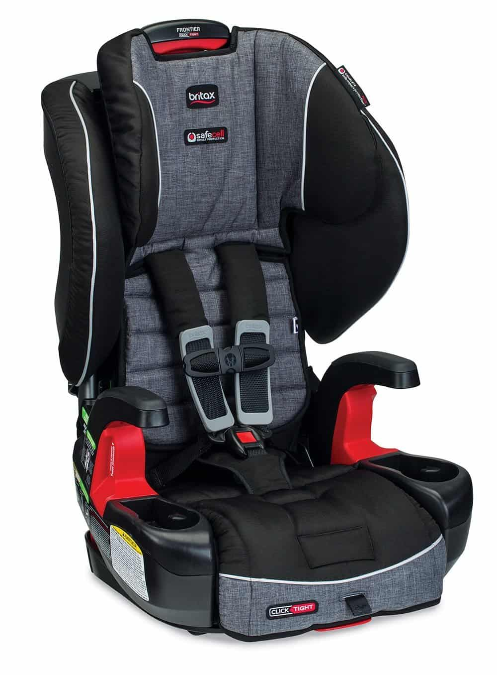 Booster Car Seat review: Britax Frontier ClickTight