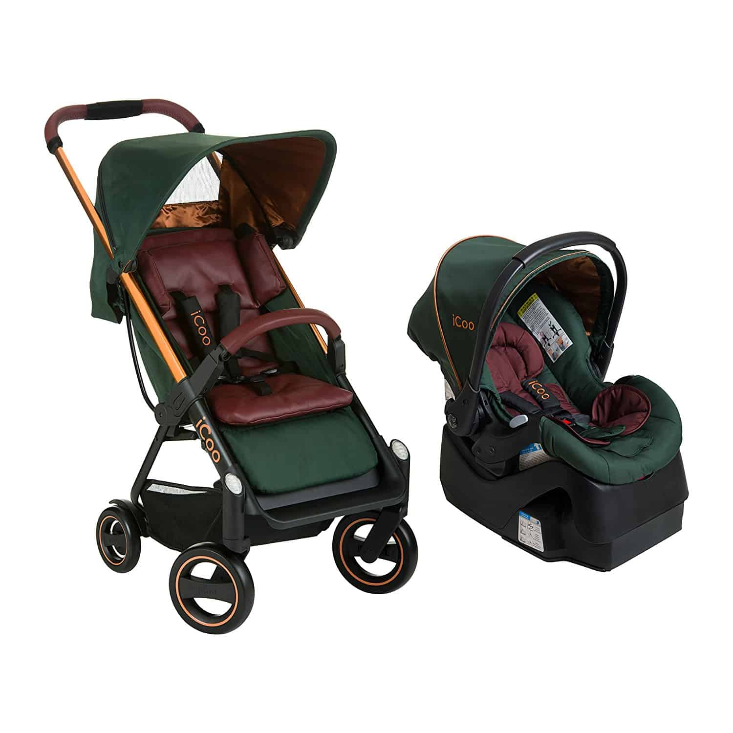 Stroller brand review: iCoo