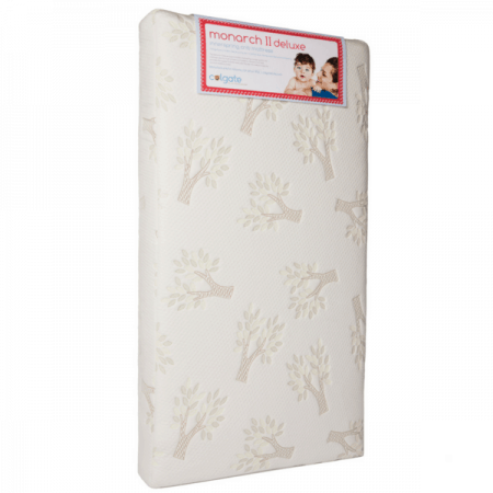 colgate Monarch II Deluxe crib mattress