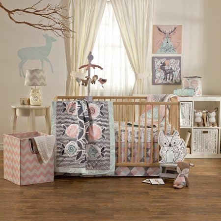 Lolli Living crib bedding