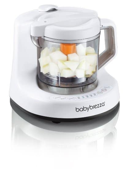 Food Processor review: Baby Brezza One Step Baby Food Maker