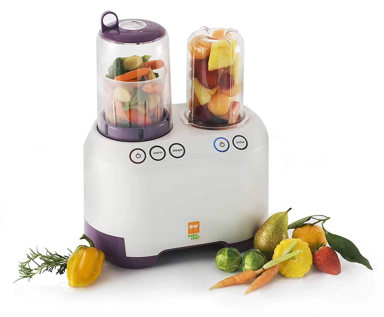 Food Processor review: Baby Chef