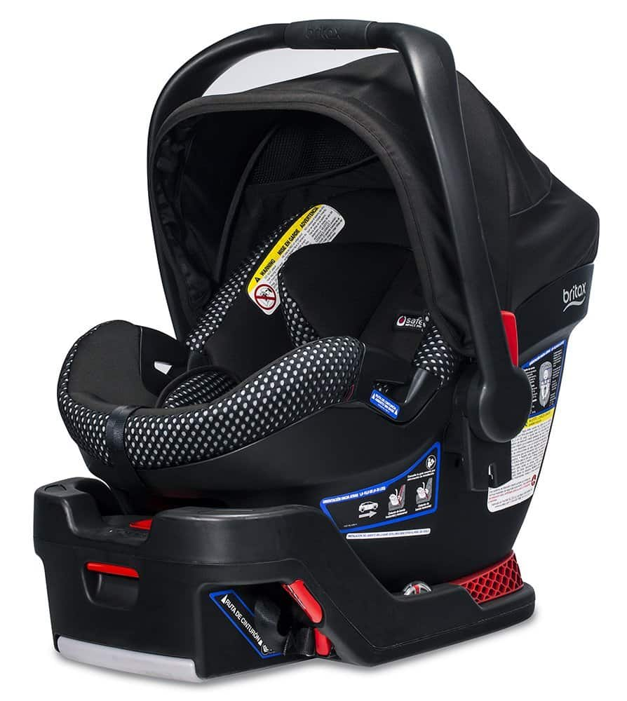 Infant Car Seat review: Britax B-SAFE 35 / 35 Elite / Endeavours ...