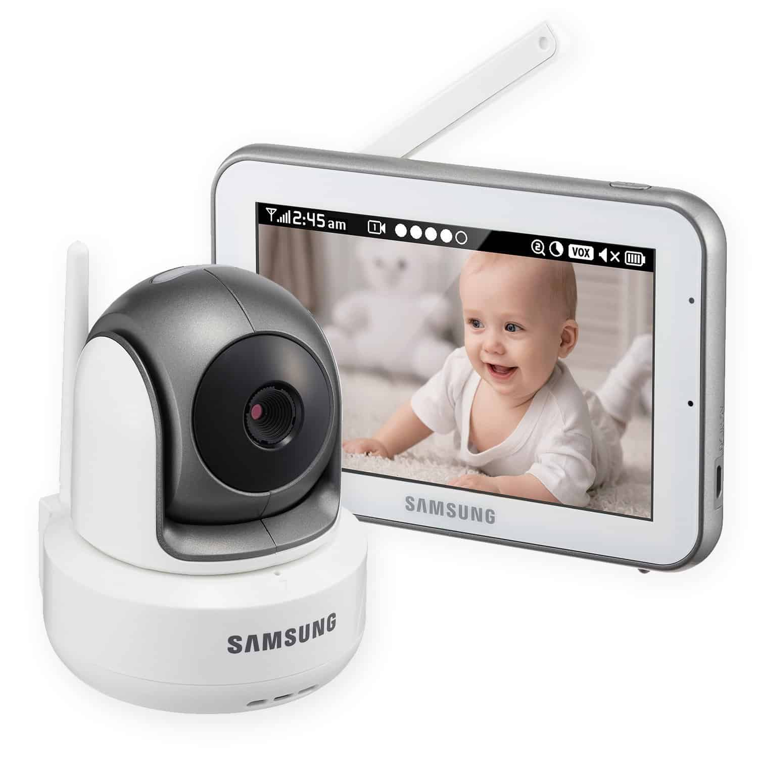 Video Baby Monitor review: Samsung / Wisenet
