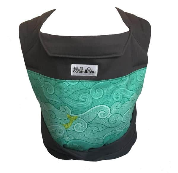 Meh Dai Carrier Product Review: Catbird Baby Meh Dai