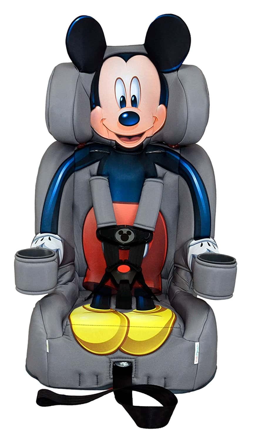Booster Seat Review: KIDSEmbrace Character Toddler Seat
