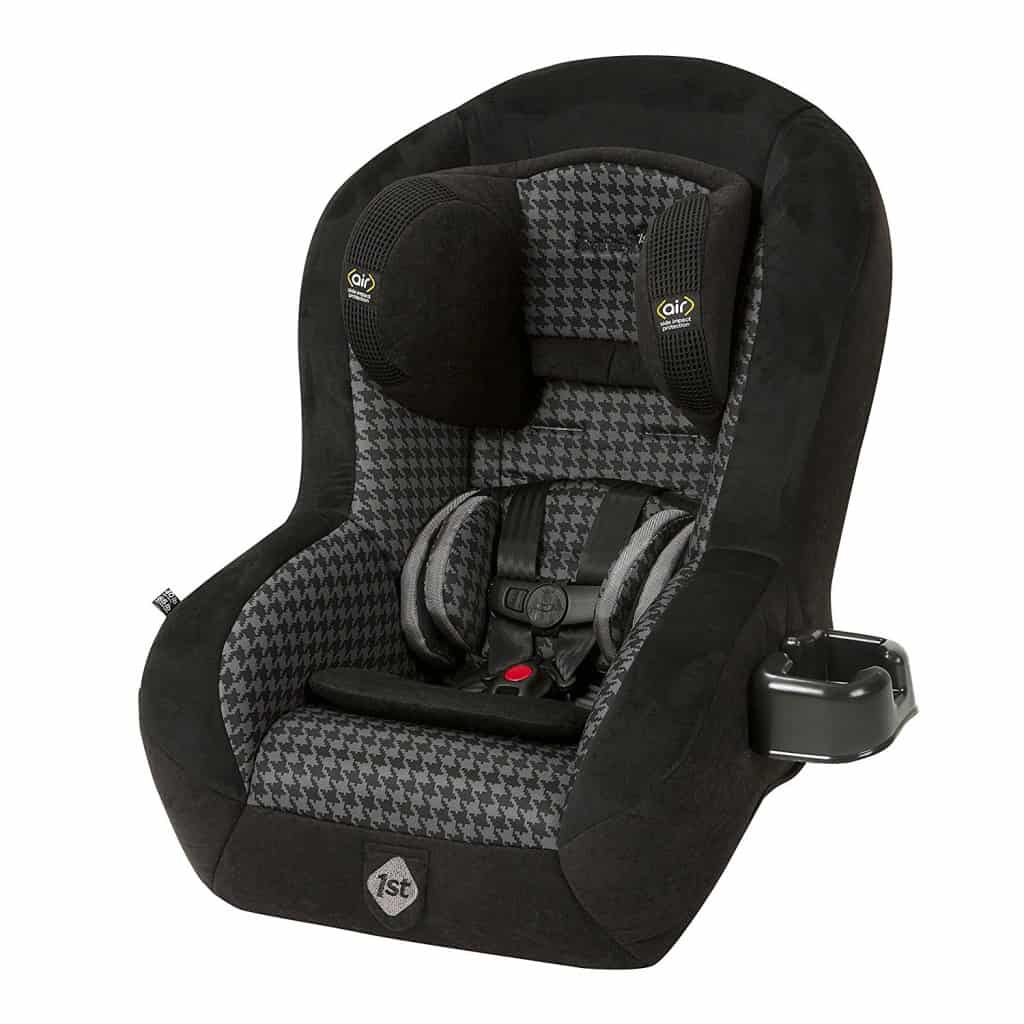 Convertible Car Seat Review Safety 1st Chart Air 65 Baby Bargains