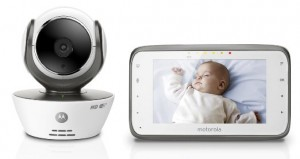 Motorola MBP854CONNECT Dual Mode Baby Monitor