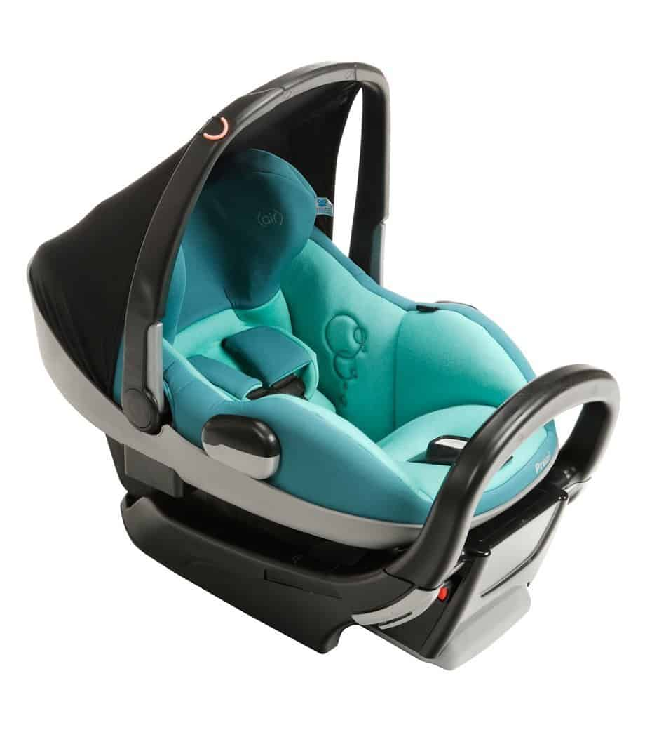 Infant Car Seat Review: Maxi Cosi Prezi Infant Seat