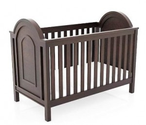 Lolly & Me Ellery 3 in 1 Convertible Crib