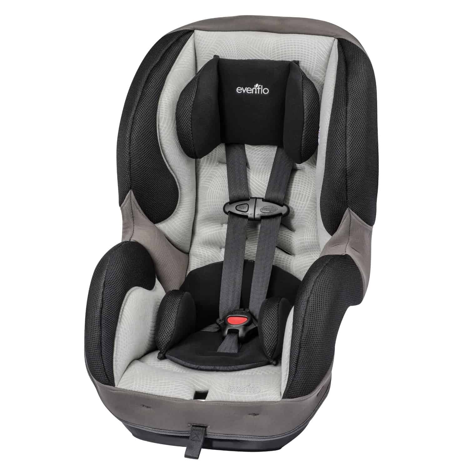 Convertible Car Seat Review: Evenflo SureRide