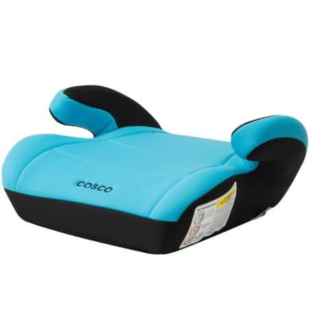 Booster Car Seat Review: Cosco Topside