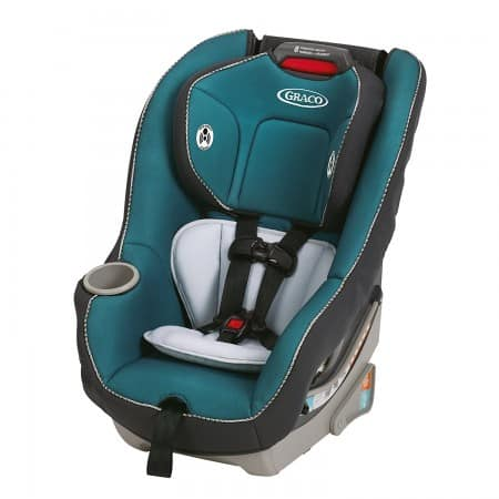 Convertible Car Seat Review- Graco Contender 65