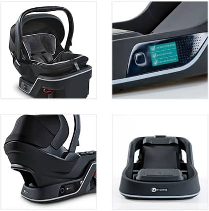 Infant Car Seat Review 4Moms