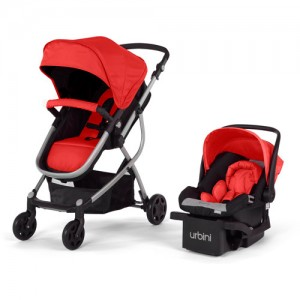 Urbini Omni 3-in-1 Travel System