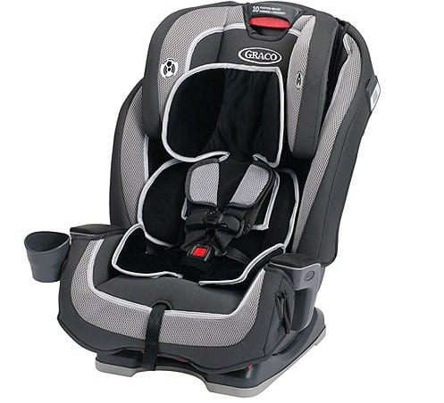 Convertible Car Seat review: Graco Milestone