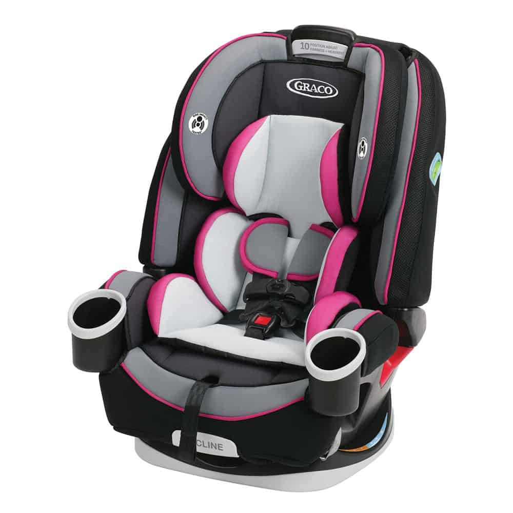Convertible Car Seat review: Graco 4Ever