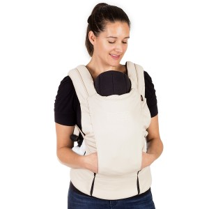 Mountain Buggy Juno carrier hands through pouch