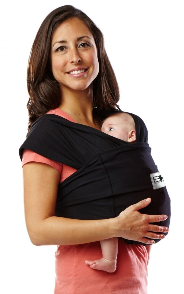 Wrap Around Carrier Product Review: Baby K'tan