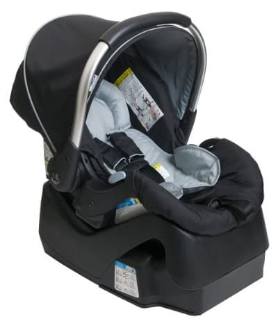 Infant Car Seat review: Hauck PROsafe 35