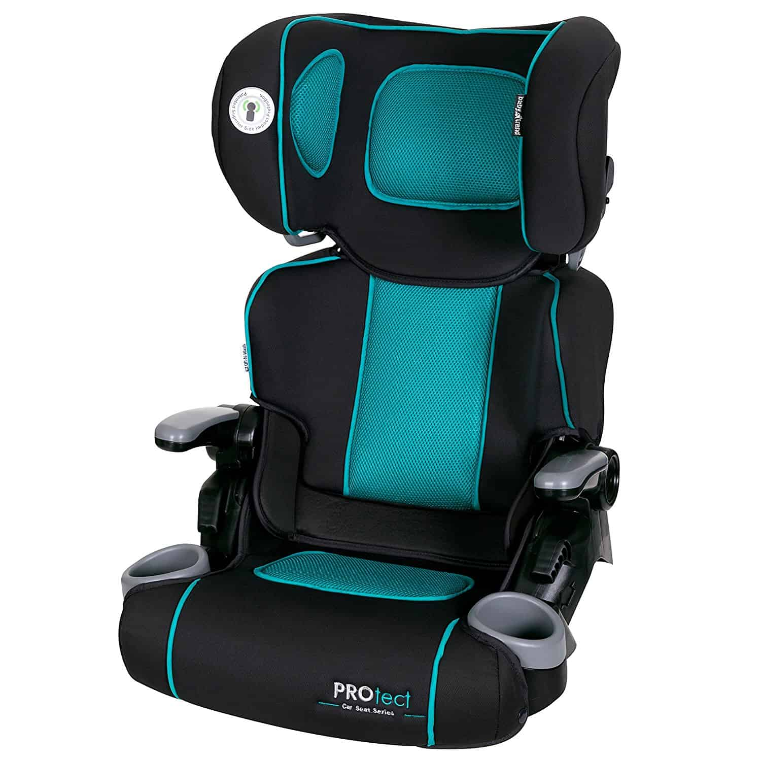 Booster Car Seat review: Baby Trend PROtect Yumi Folding booster