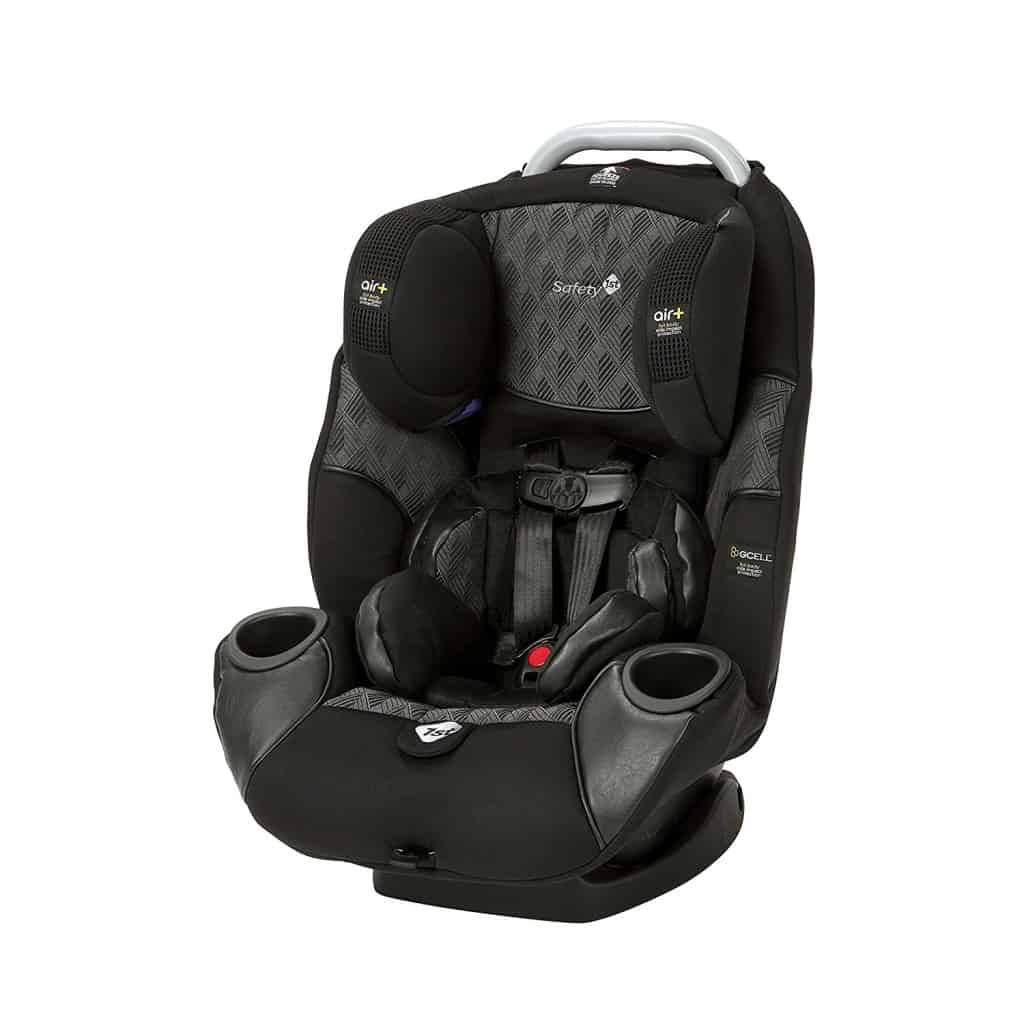 Convertible Car Seat Review Safety 1st Elite Ex 100 Air Baby