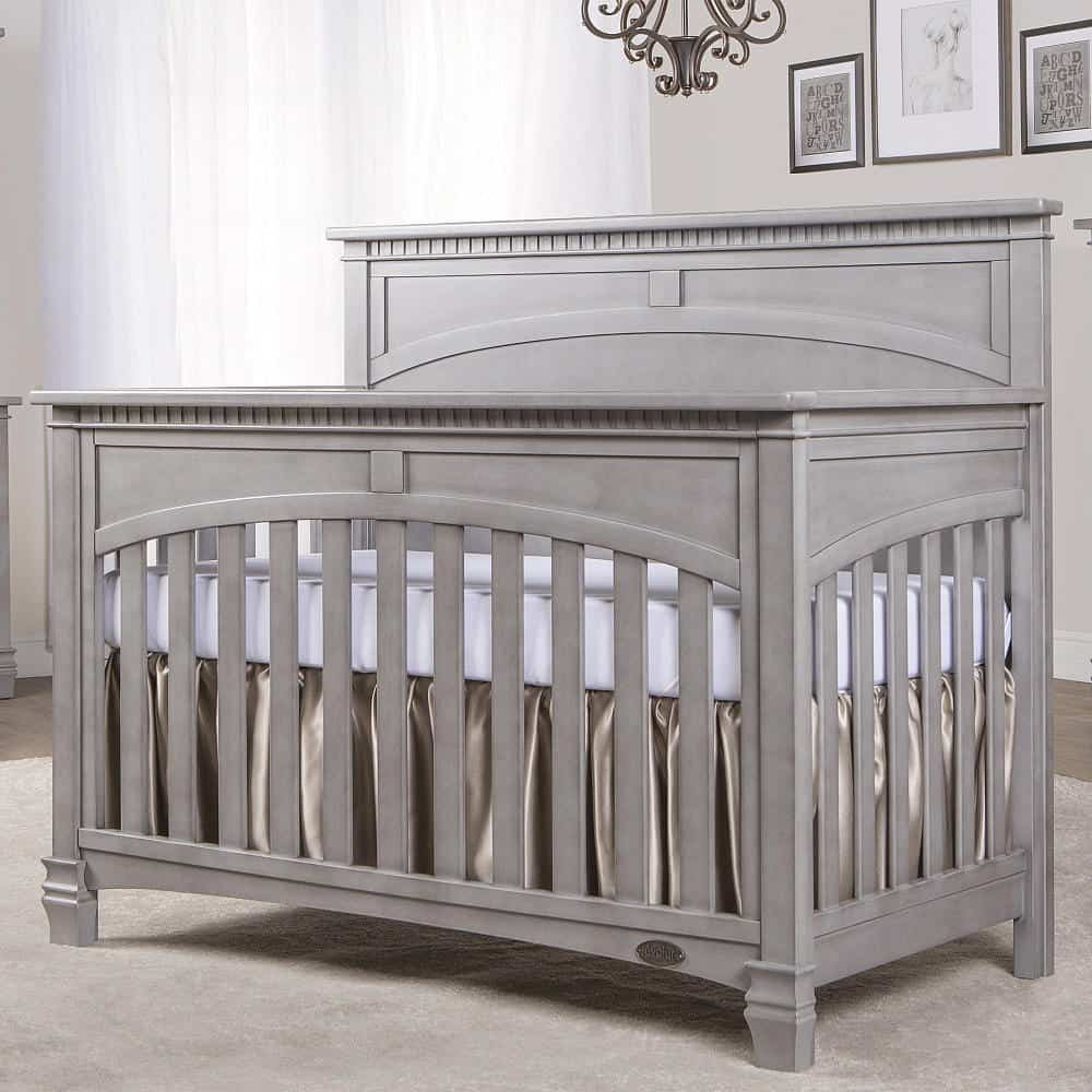 Crib brand review: Evolur