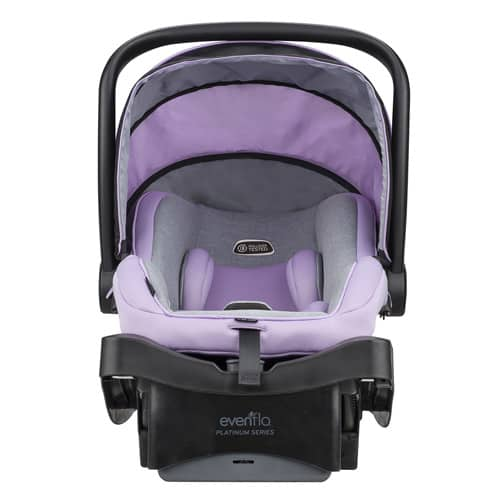 Infant Car Seat Review: Evenflo LiteMax