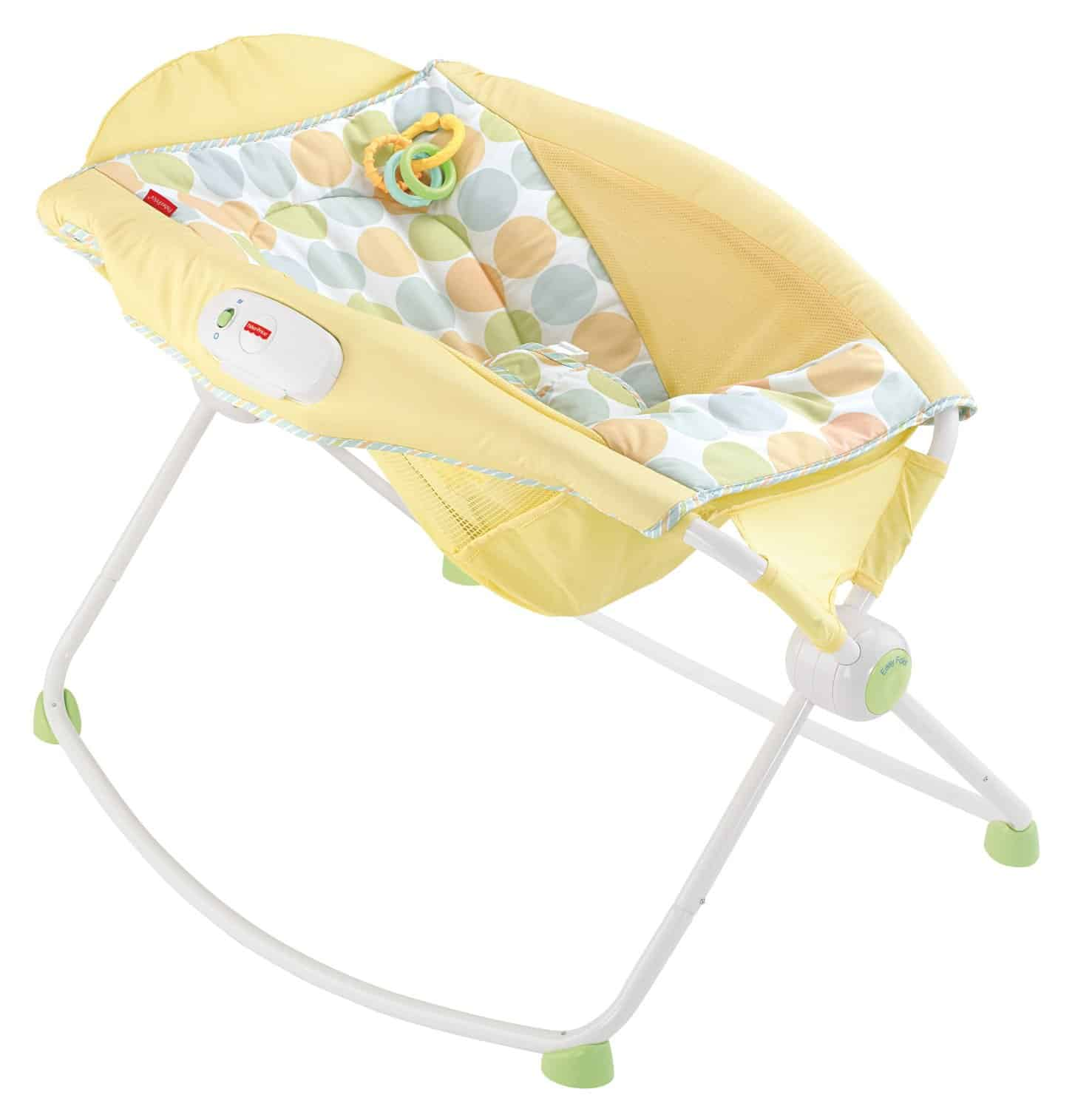 ee2a755fd Fisher-Price Rock  n Play sleeper  Miracle soother . . . or ...