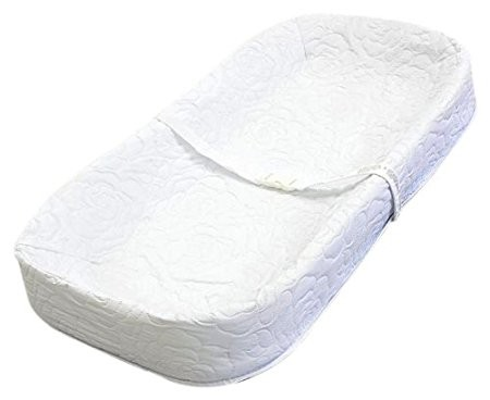 LA Baby 4 Sided Changing Pad
