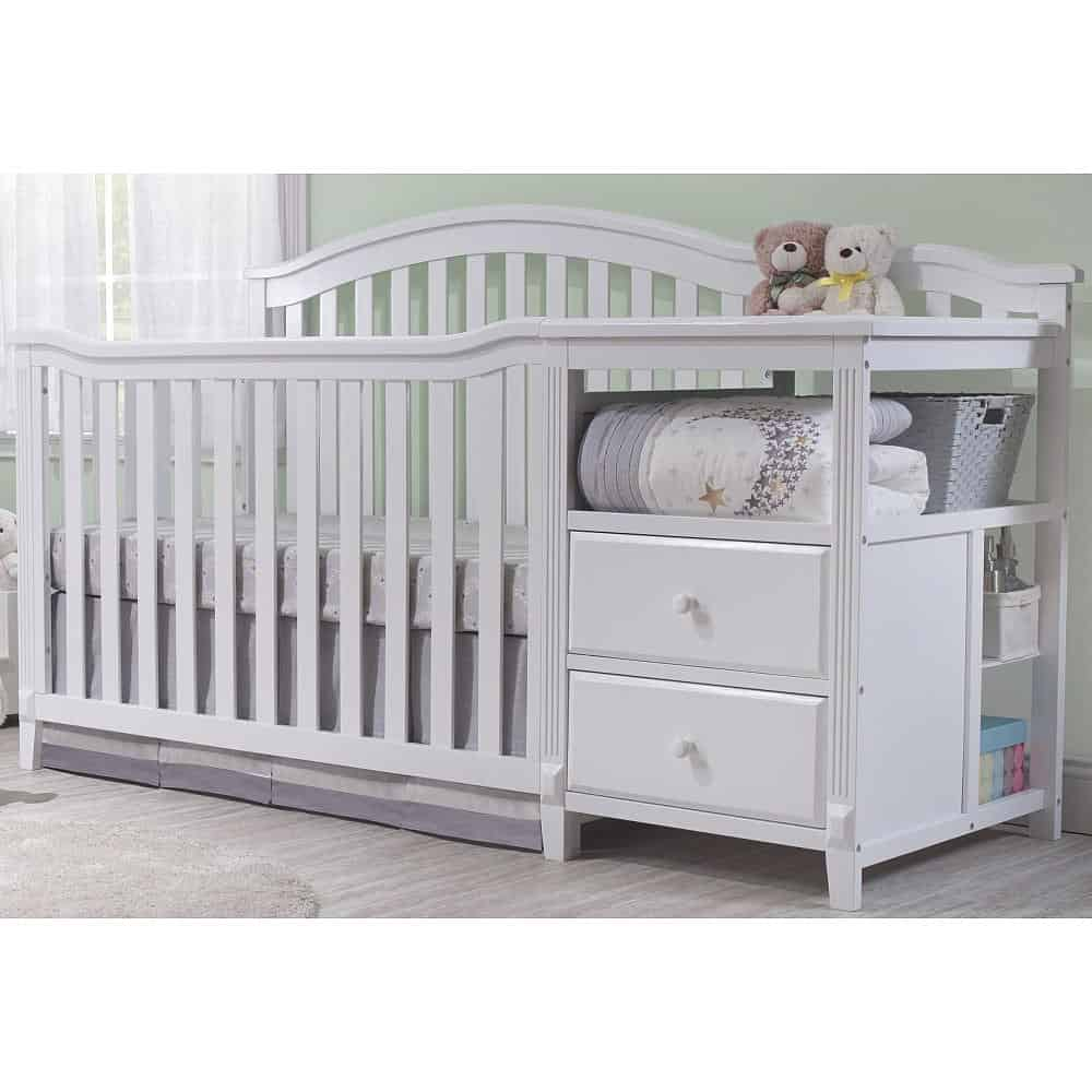 sc 1 st  Baby Bargains & Crib brand review: Sorelle | Baby Bargains