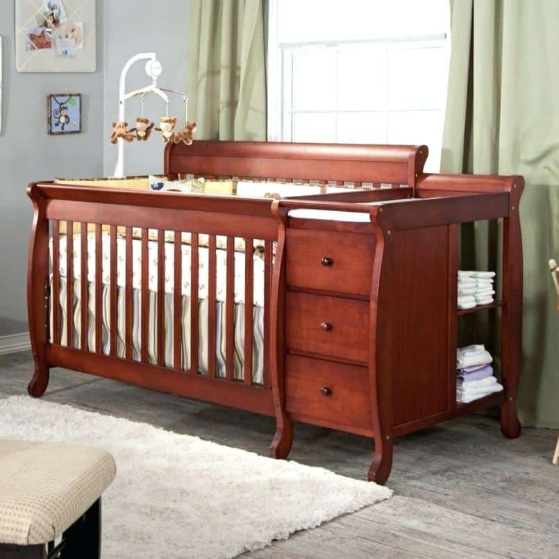 As The Name Implies A Combo Crib And Dresser Is With An Attached Or Changing Area This May Sound Like Good Deal But These Combos Are