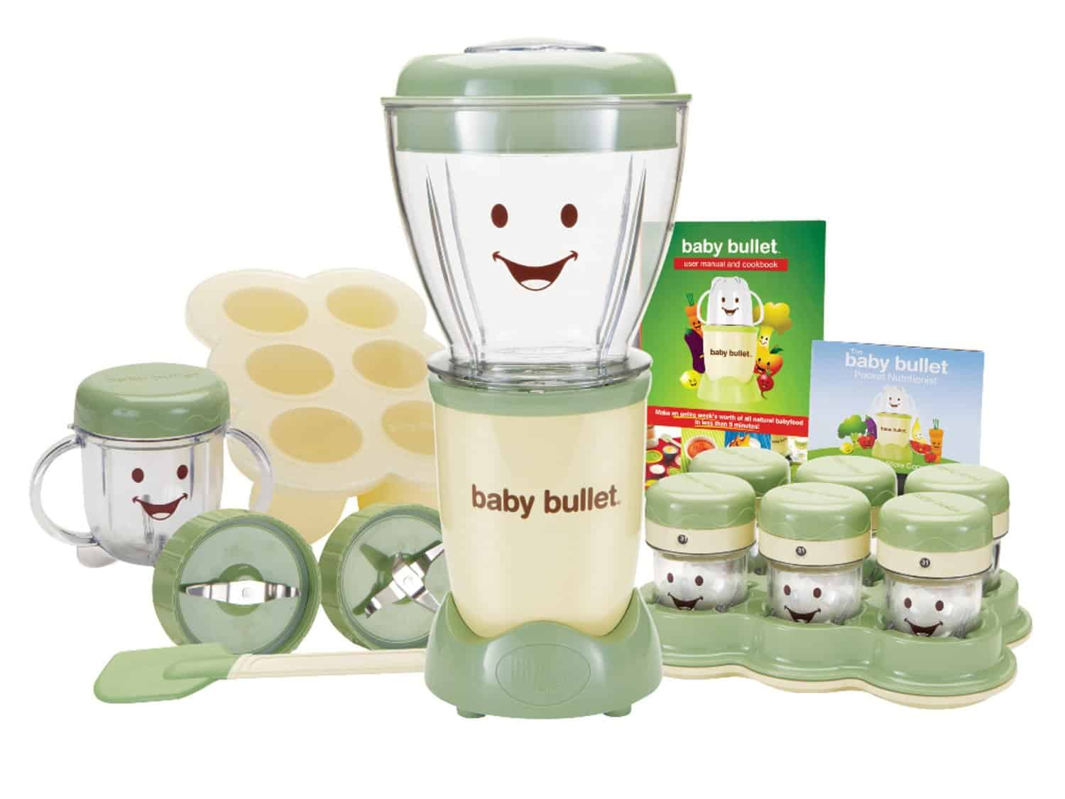 Food Processor review: Baby Bullet