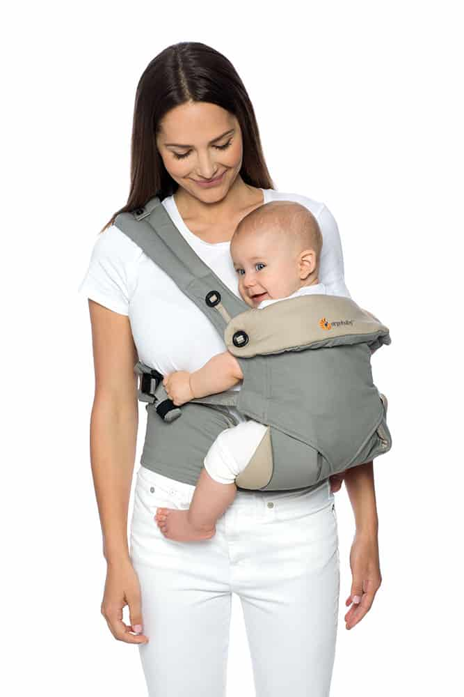 ERGO Baby 360 all position carrier 3