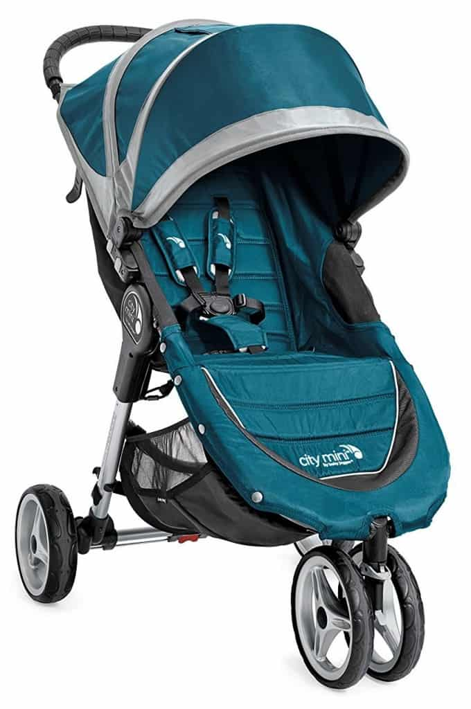 Stroller brand review: Baby Jogger