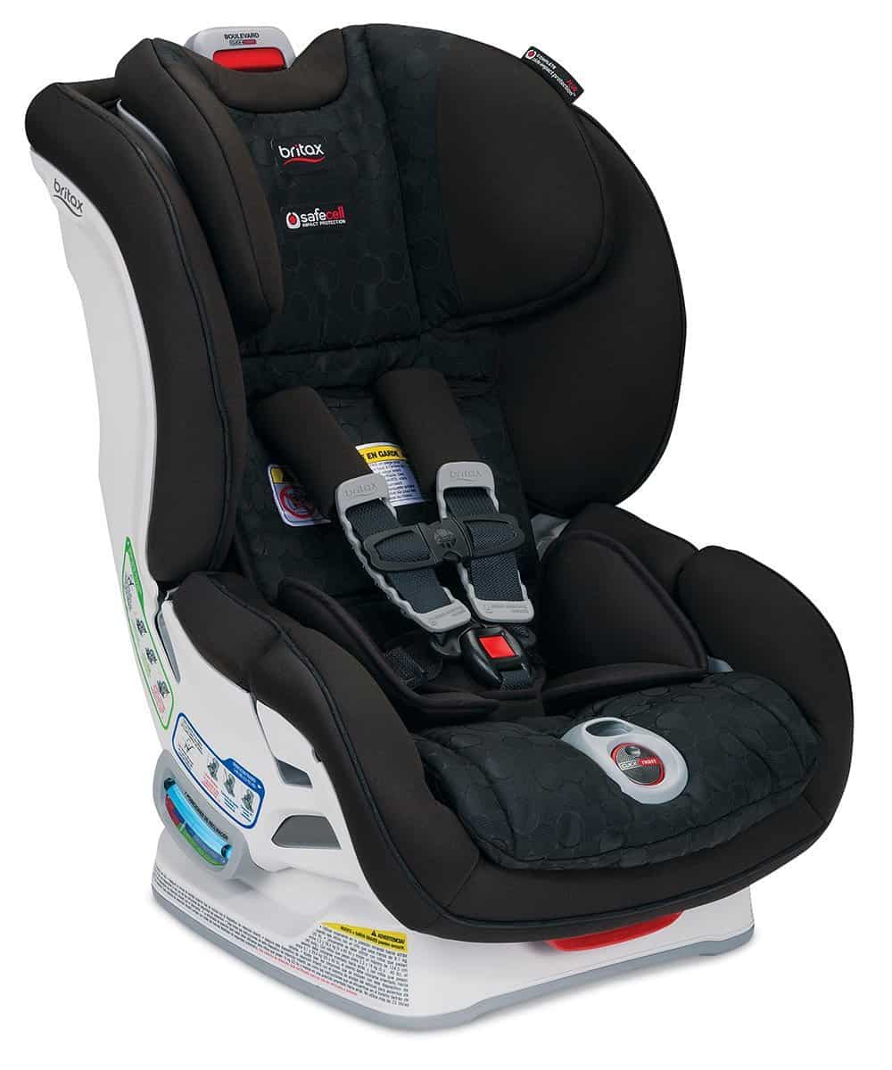 Convertible Car Seat review: Britax Boulevard