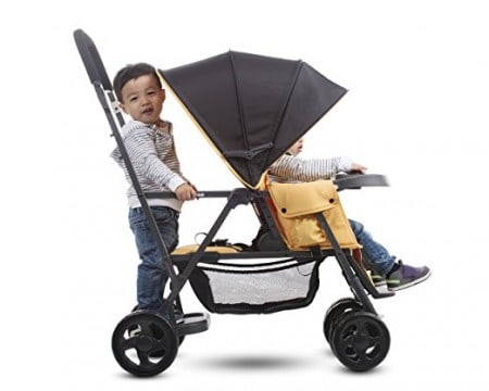 joovy3 best double stroller