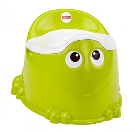 Fisher-Price Froggy Potty