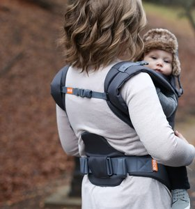 Front Carrier Product Review: Beco 8 Carrier