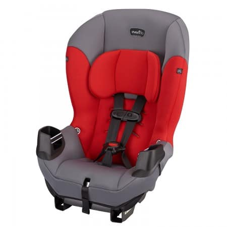 Convertible Car Seat Review Evenflo Sonus Sonus 65